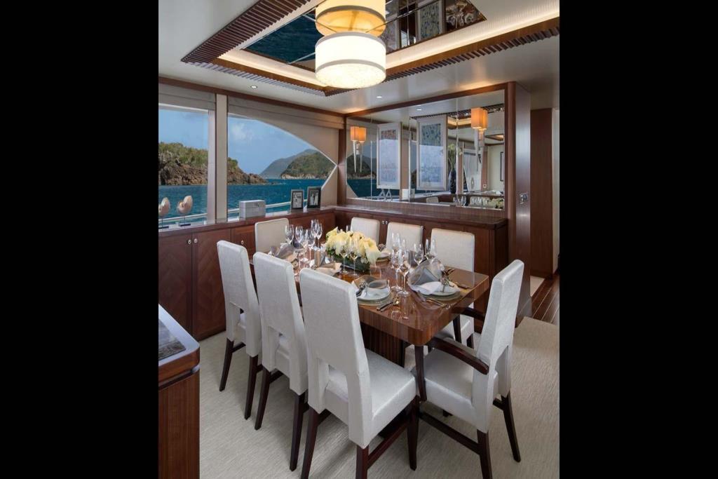 2019 Ocean Alexander 100 Motoryacht Flybridge Image Thumbnail #9