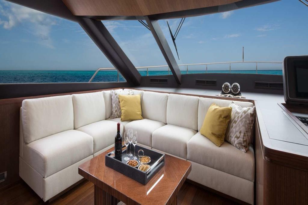 2019 Ocean Alexander 100 Motoryacht Flybridge Image Thumbnail #11