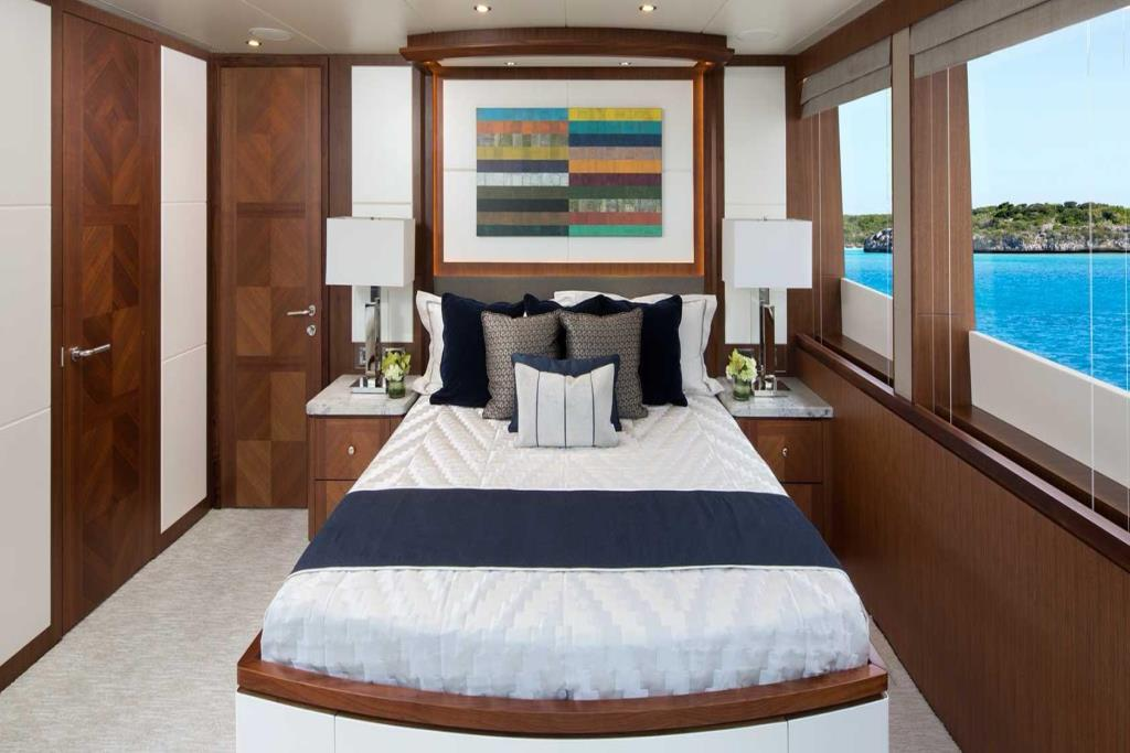 2019 Ocean Alexander 100 Motoryacht Flybridge Image Thumbnail #14