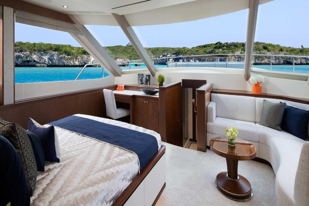 2019 Ocean Alexander 100 Motoryacht Flybridge Image Thumbnail #15