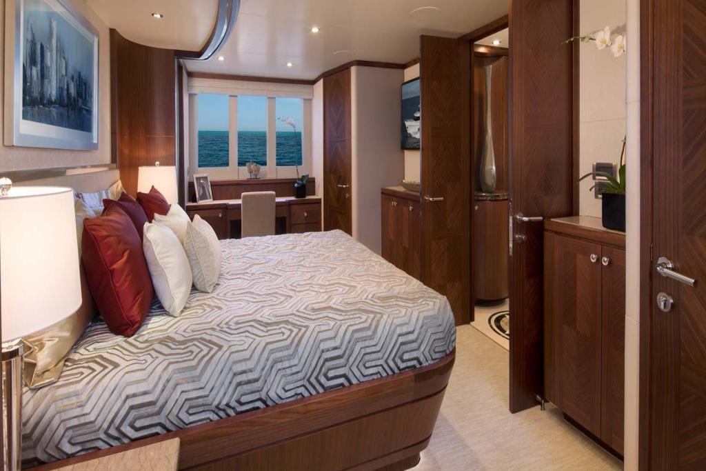 2019 Ocean Alexander 100 Motoryacht Flybridge Image Thumbnail #19