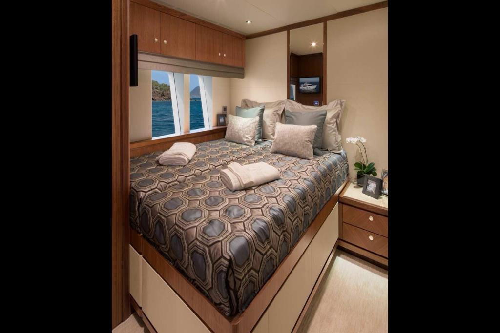 2019 Ocean Alexander 100 Motoryacht Flybridge Image Thumbnail #23