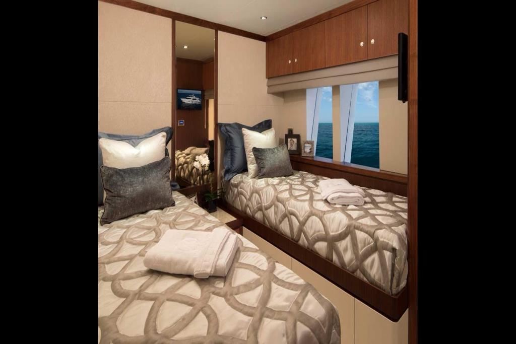 2019 Ocean Alexander 100 Motoryacht Flybridge Image Thumbnail #24
