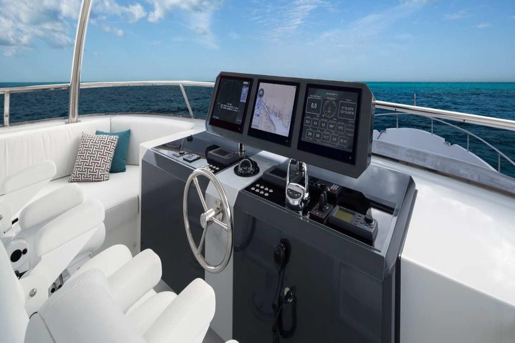 2019 Ocean Alexander 100 Motoryacht Flybridge Image Thumbnail #25