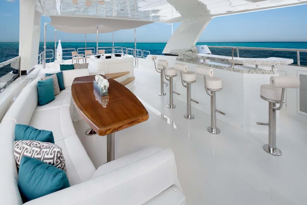 2020 Ocean Alexander 100 Motoryacht Flybridge Image Thumbnail #26