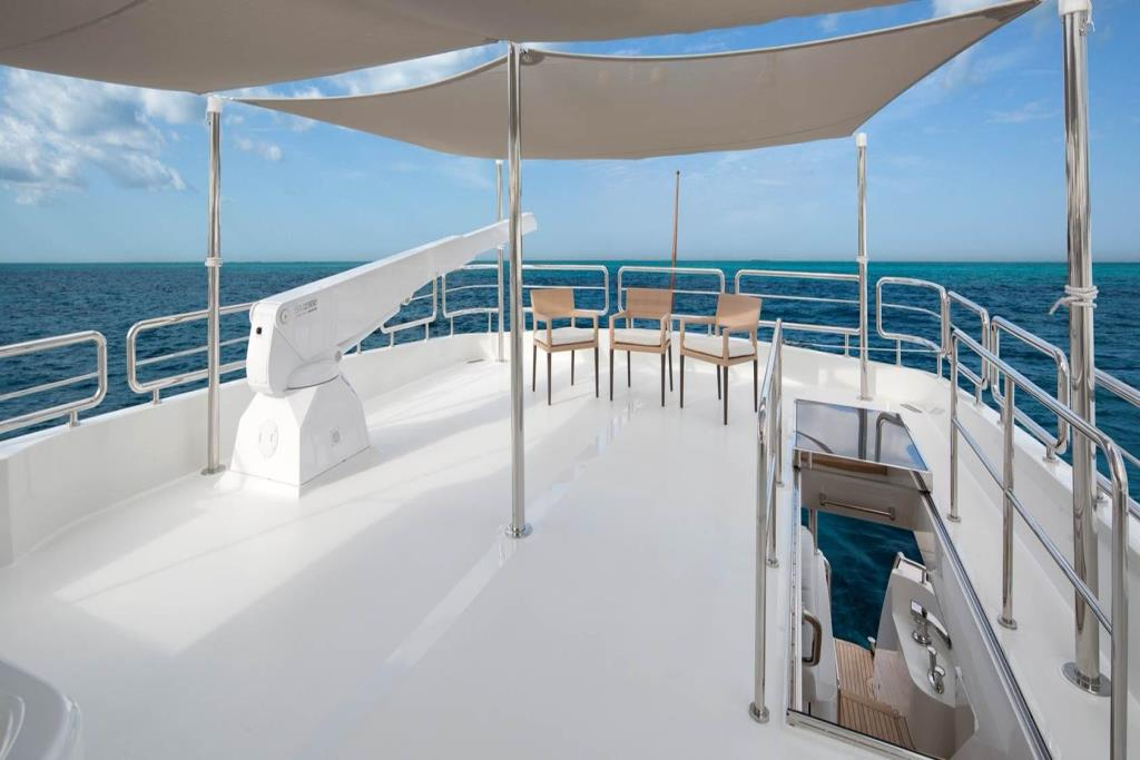 2019 Ocean Alexander 100 Motoryacht Flybridge Image Thumbnail #27