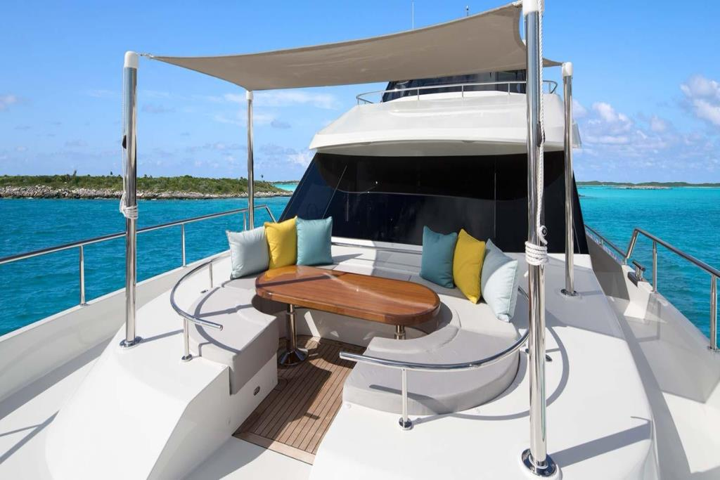 2019 Ocean Alexander 100 Motoryacht Flybridge Image Thumbnail #28