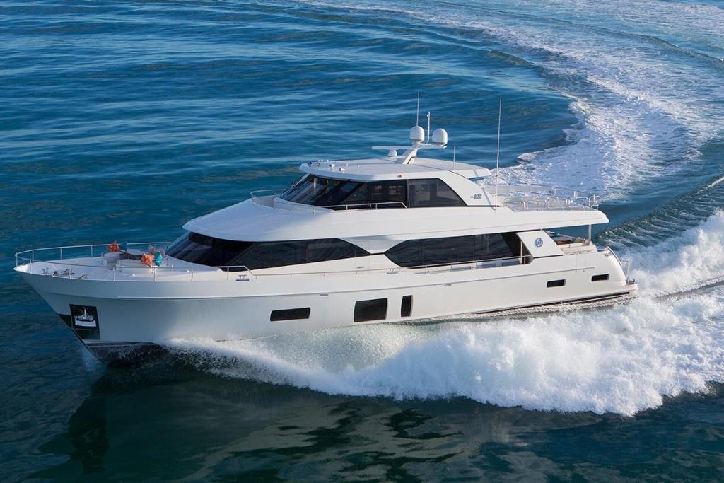 Thumbnail 3 for 2020 Ocean Alexander 100 Motoryacht Flybridge