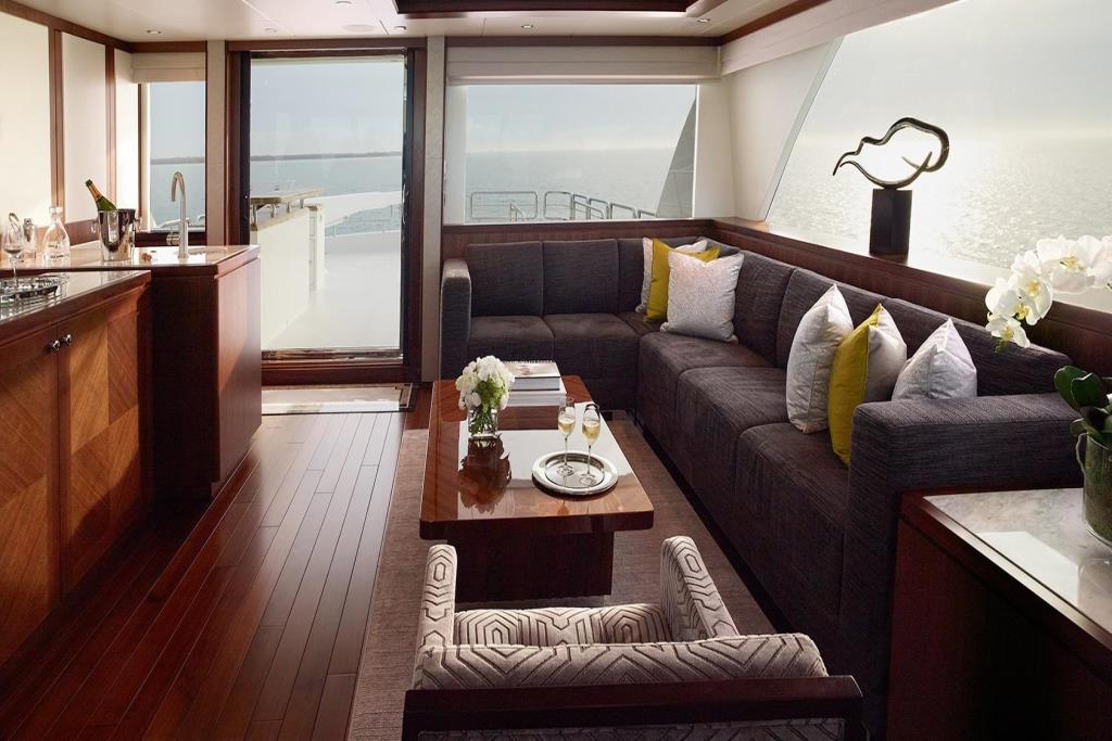 2020 Ocean Alexander 100 Megayacht Skylounge Image Thumbnail #21