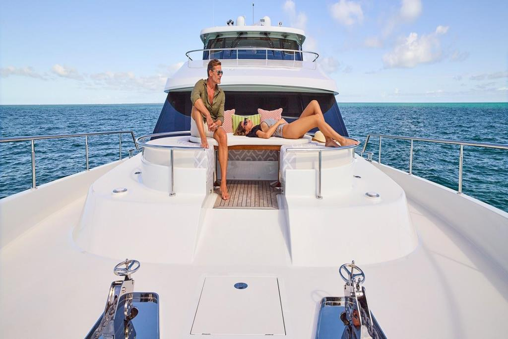 2020 Ocean Alexander 100 Megayacht Skylounge Image Thumbnail #24