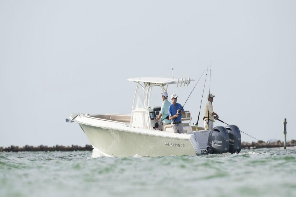 2020 Sailfish 242 CENTER CONSOLE Image Thumbnail #1