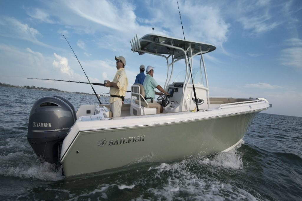 2020 Sailfish 242 CENTER CONSOLE Image Thumbnail #4