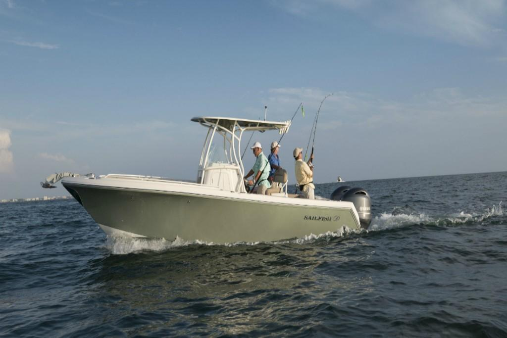 2020 Sailfish 242 CENTER CONSOLE Image Thumbnail #8