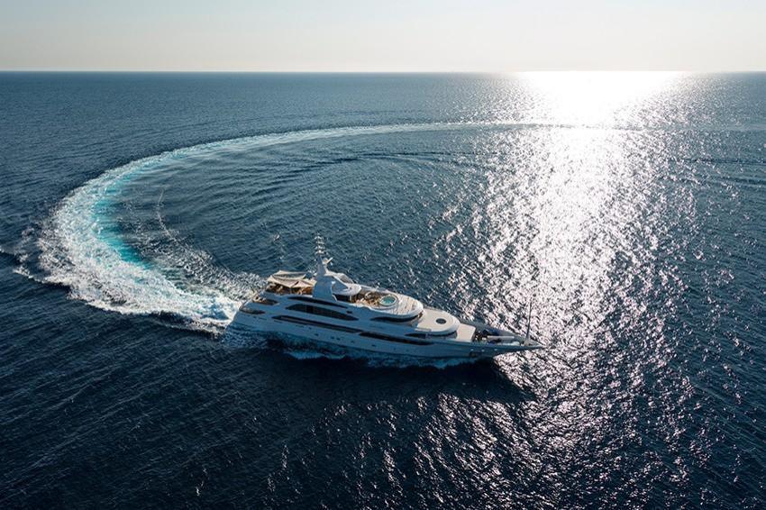 2010 Benetti 203 Superyacht Image Thumbnail #1