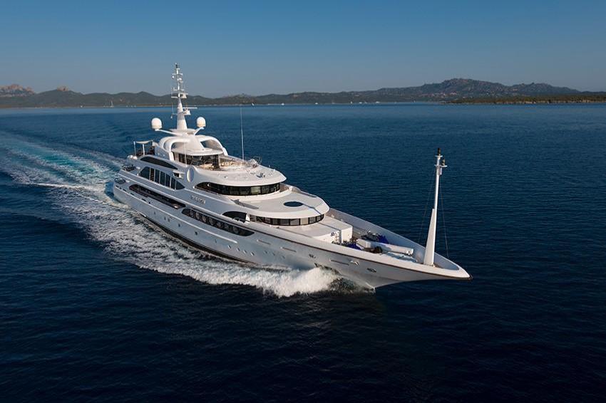 2010 Benetti 203 Superyacht Image Thumbnail #2