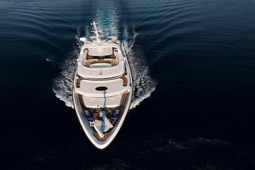 2010 Benetti 203 Superyacht Image Thumbnail #5
