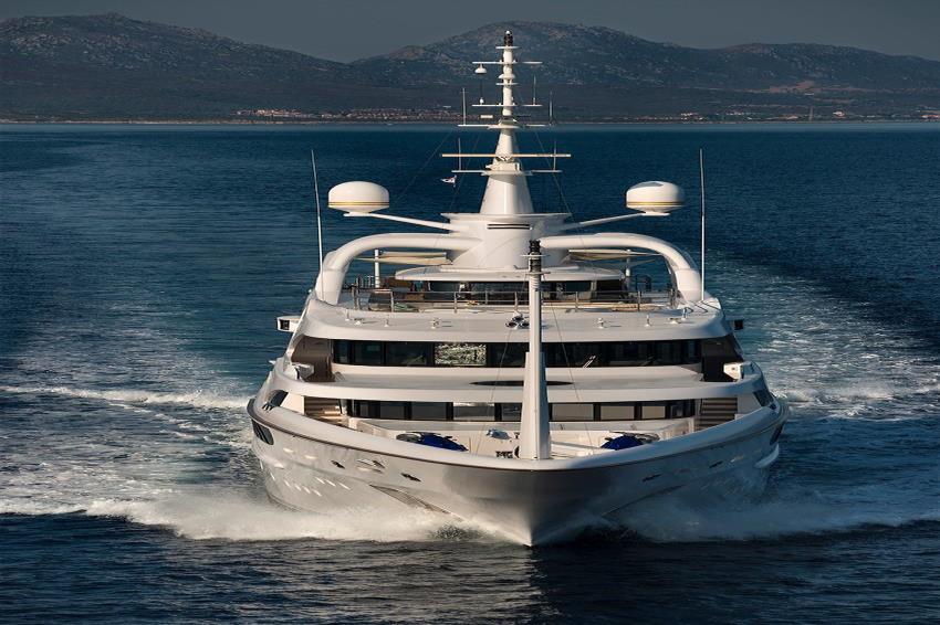 2010 Benetti 203 Superyacht Image Thumbnail #6