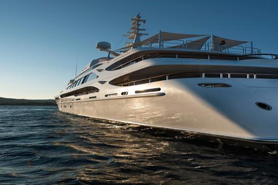 2010 Benetti 203 Superyacht Image Thumbnail #11