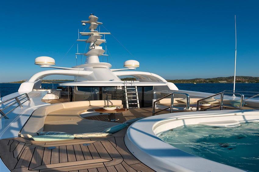 2010 Benetti 203 Superyacht Image Thumbnail #17