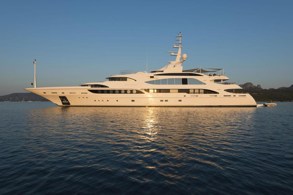 2010 Benetti 203 Superyacht Image Thumbnail #34