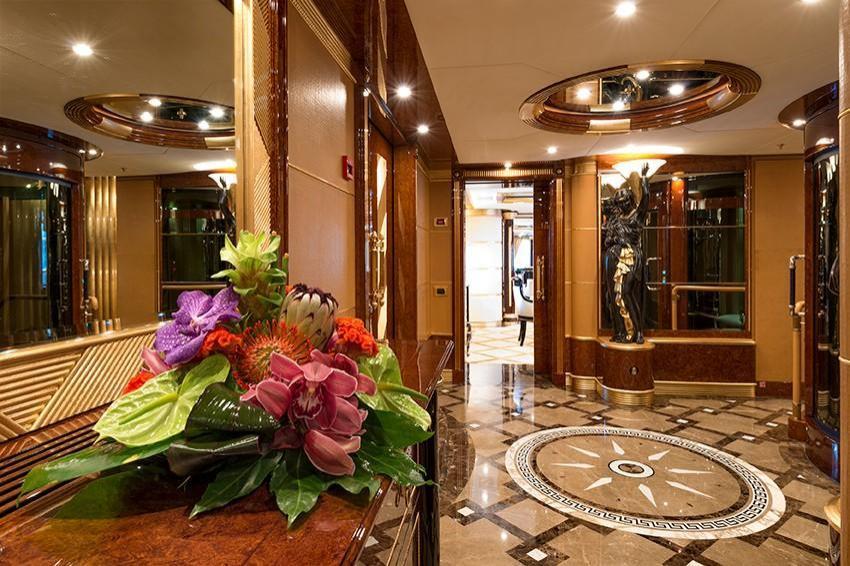 2010 Benetti 203 Superyacht Image Thumbnail #93