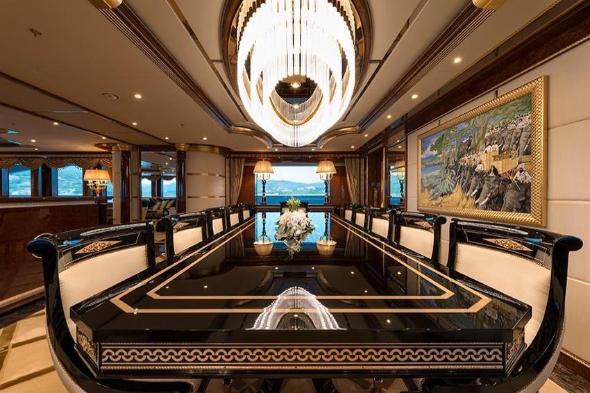 2010 Benetti 203 Superyacht Image Thumbnail #44