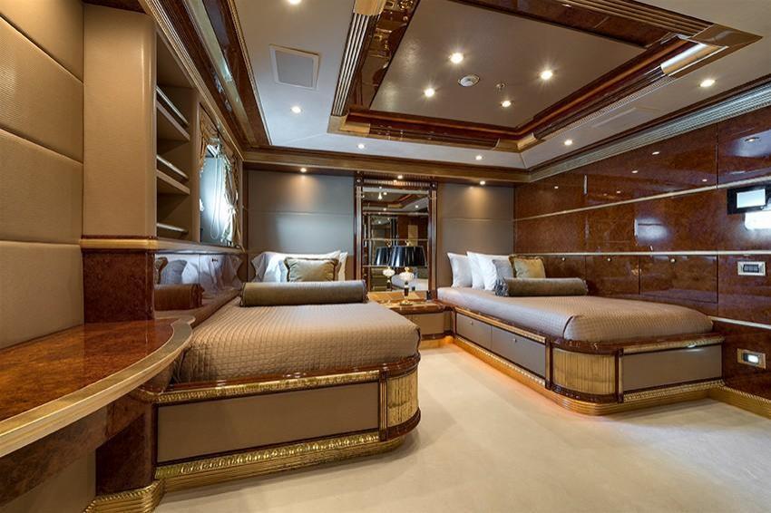 2010 Benetti 203 Superyacht Image Thumbnail #87