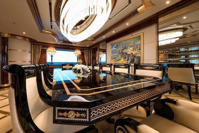 2010 Benetti 203 Superyacht Image Thumbnail #46