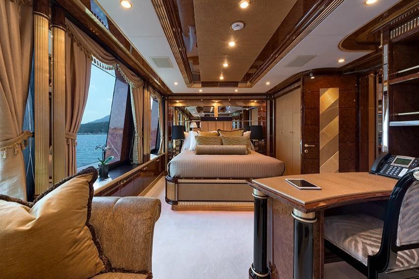 2010 Benetti 203 Superyacht Image Thumbnail #78