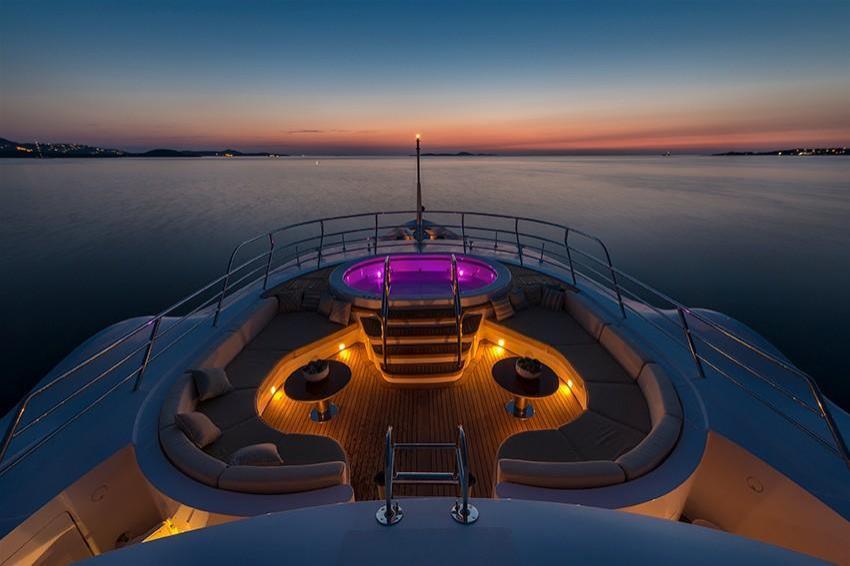 2010 Benetti 203 Superyacht Image Thumbnail #99