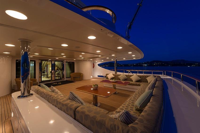 2010 Benetti 203 Superyacht Image Thumbnail #108