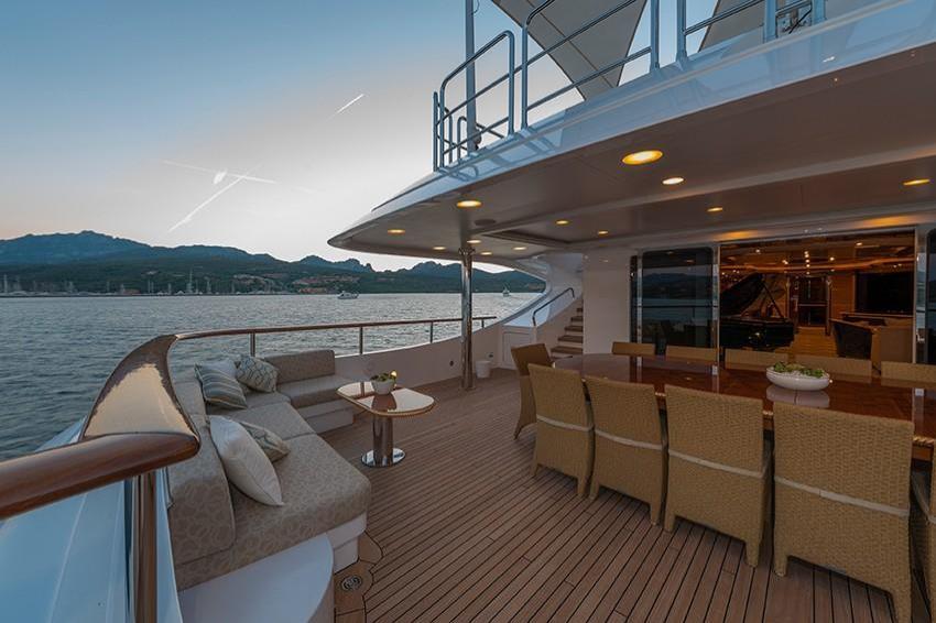 2010 Benetti 203 Superyacht Image Thumbnail #110