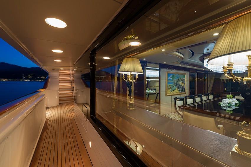 2010 Benetti 203 Superyacht Image Thumbnail #113