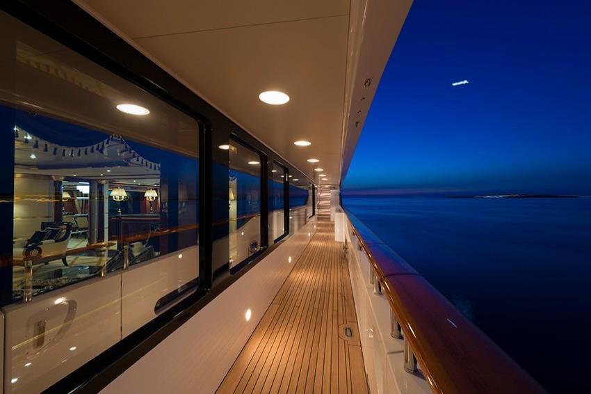2010 Benetti 203 Superyacht Image Thumbnail #114