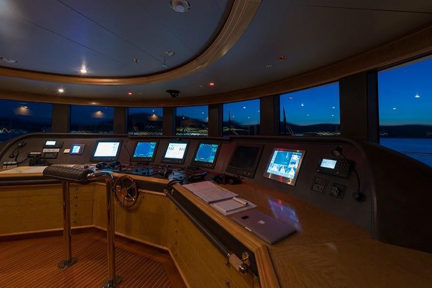 2010 Benetti 203 Superyacht Image Thumbnail #117