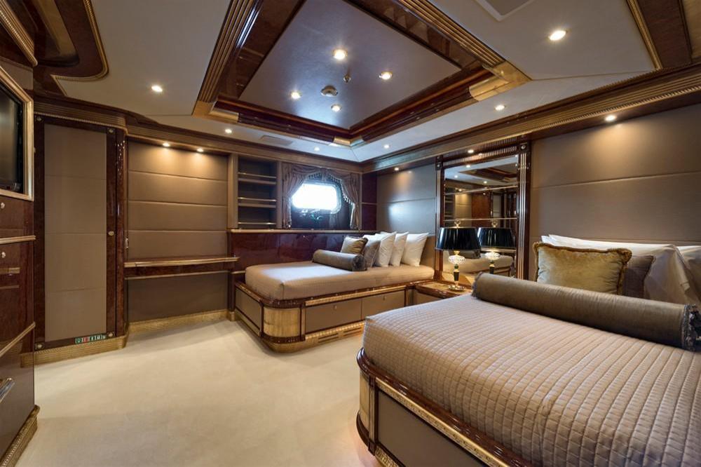 2010 Benetti 203 Superyacht Image Thumbnail #88