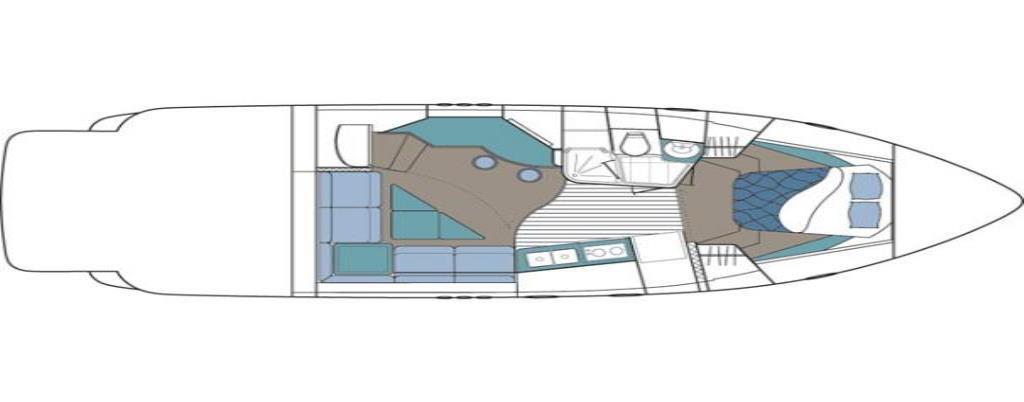 2008 Cruisers Yachts 420 Express Image Thumbnail #49