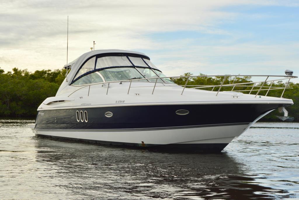 2008 Cruisers Yachts 420 Express Image Thumbnail #11