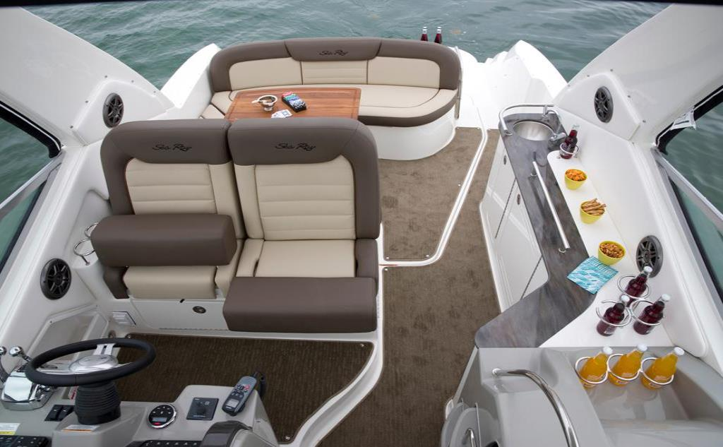 2014 Sea Ray 330 Sundancer Image Thumbnail #13