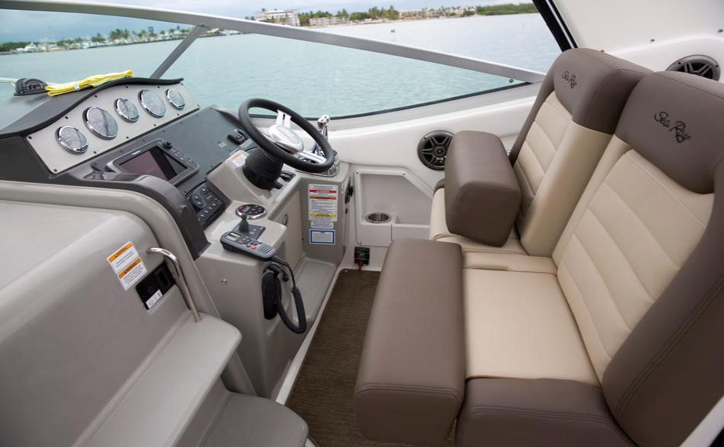 2014 Sea Ray 330 Sundancer Image Thumbnail #14