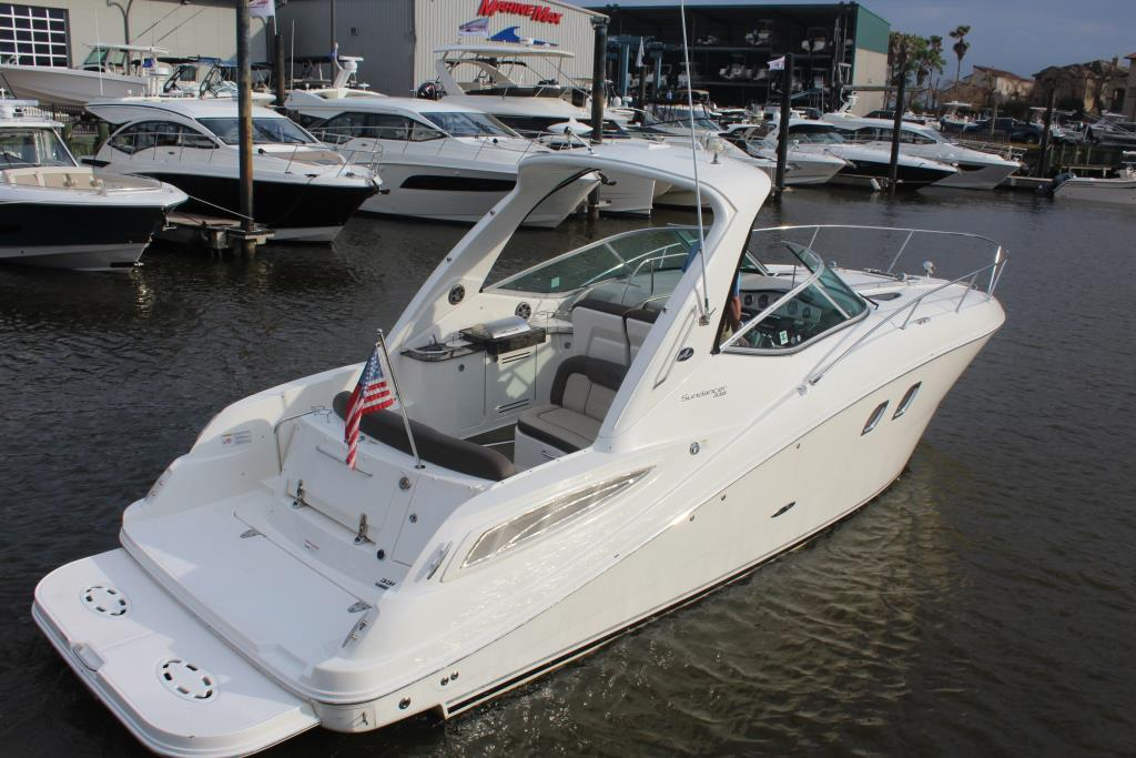 2014 Sea Ray 330 Sundancer Image Thumbnail #8