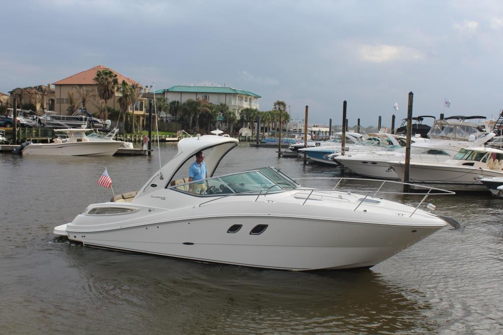 2014 Sea Ray 330 Sundancer Image Thumbnail #5