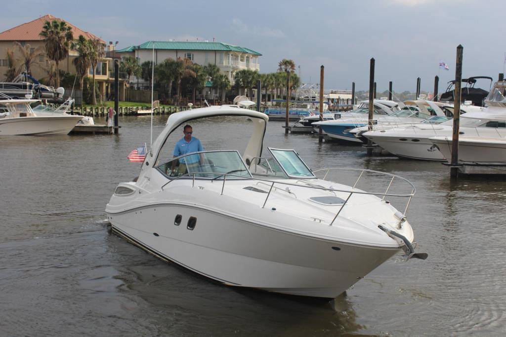 2014 Sea Ray 330 Sundancer Image Thumbnail #4