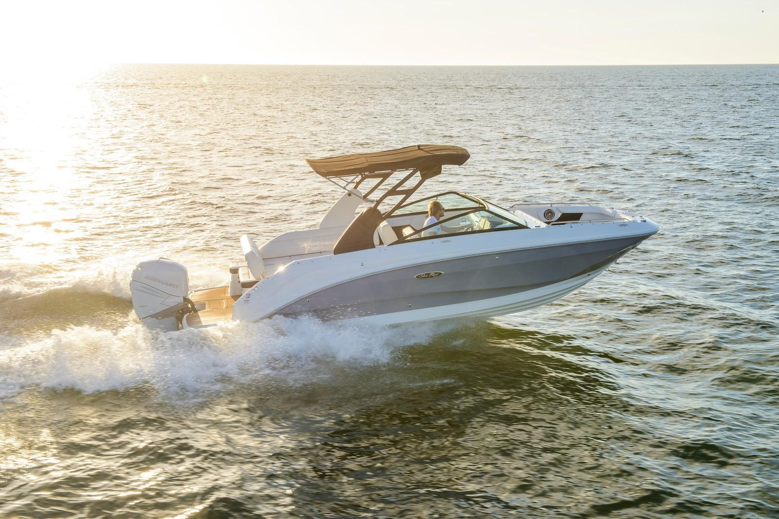 2019 Sea Ray SDX 250 OB