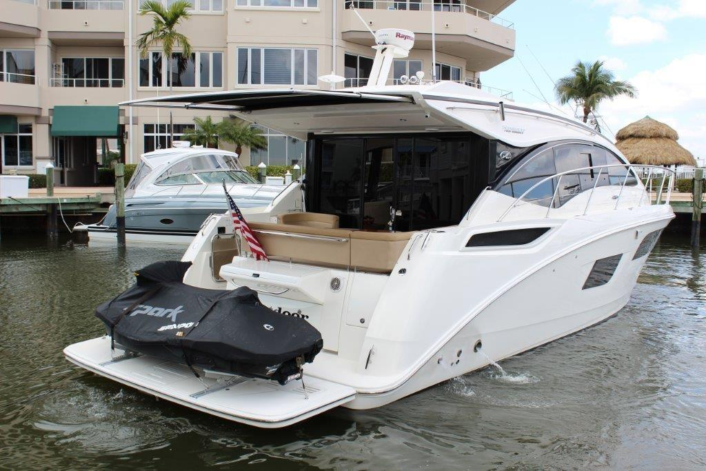 2016 Sea Ray 400 Sundancer Image Thumbnail #7