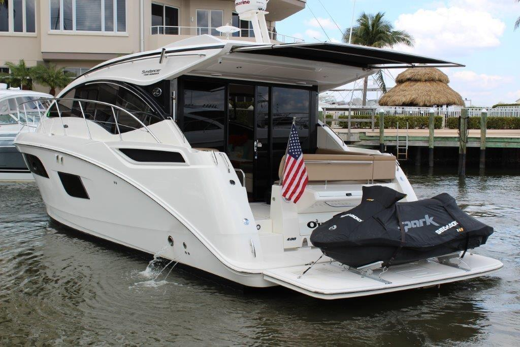 2016 Sea Ray 400 Sundancer Image Thumbnail #10