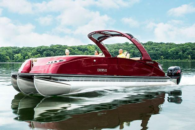 2020 Harris Pontoons Crowne DL 270