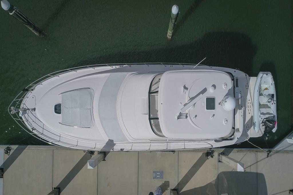 2009 Sea Ray 58 Sedan Bridge Image Thumbnail #8