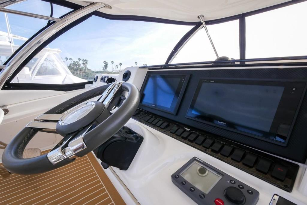2009 Sea Ray 58 Sedan Bridge Image Thumbnail #33