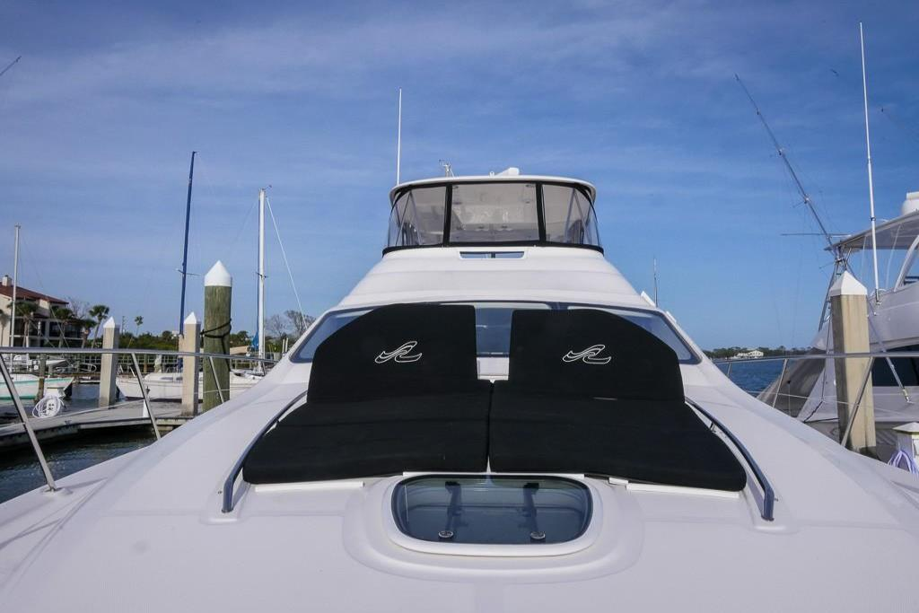 2009 Sea Ray 58 Sedan Bridge Image Thumbnail #36